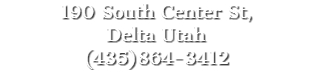 Nickle Mortuary - Delta, Utah - (435)864-3412